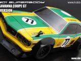 Mazda Savanna coupe GT Racing Version - ABC HOBBY