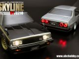 ABC Hobby - Carrozzeria Nissan Skyline HT 2000 GT C210