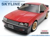 ABC HOBBY Nissan Skyline R30 - Carrozzeria in scala 1:10