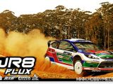 HPI WR8 Brushless Flux: Ford Fiesta Abu Dhabi Castrol WRC