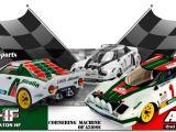 Lancia Stratos HF - Nuova carrozzeria della Active Hobby