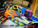 Adam Drake ai mondiali buggy 1/8 di Messina