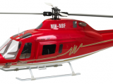 Elimodellismo:  SabattiniCars - Fusoliera AGUSTA A119 KOALA 