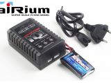 Carica batterie Advantage IQ240 + Batteria Avionics LiPo 2s 450mAh - TEAM ORION