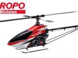 JR Propo Airskipper E12: Elicottero radiocomandato elettrico