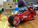 Lego Kaneda Bike: La moto di Akira fatta di mattoncini!