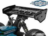 Alettone posteriore per Buggy in scala 1/8 Punisher JConcepts
