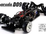 Alex Racing Barracuda D09 - Automodellismo Drifing scala 1:10