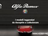 Quattroruote - Alfa Romeo: la collezione del centenario Modellini Alfa Romeo 1:24 in edicola - Hachette