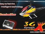 Align: aggiornamento sistema Flybarless 3GX Versione 2.0