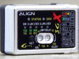 Align 3GX: Flybarless system per elicotteri radiocomandati