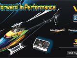Align 3GX firmware V4.0: Stabilizzatore per elicotteri flybarless