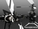 Align immagini CAD: nuovo elicottero radiocomandato elettrico