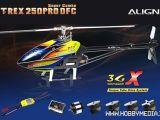 Elicottero radiocomandato T-Rex 250 Pro DFC Super Combo