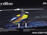 Align TREX 250 Pro Super Combo - Elicottero elettrico 3D