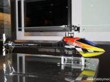 Elicottero Radiocomandato per volo 3D - Align Trex 550e