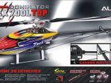 Elicottero per volo 3D Align T-Rex 700L Dominator TOP SC