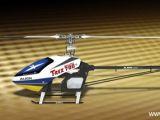 Trex 700 Flybarless Align 3G e Novarossi 91 V2 - Lukas Riva