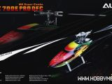 Align Trex 700E DFC HV:  Jamie Robertson 3X XFC Extreme Flight Champion 2013