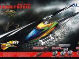 Align T-Rex 800 Pro DFC Super Combo: Elicottero per volo 3D