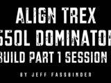 Video: Assemblaggio elicottero Align T-Rex 550L Dominator