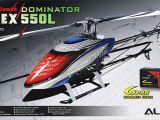 Video elicottero Align T-Rex 550L Dominator Super Combo