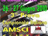 AMSCI - Terza prova del Campionato Italiano 1/5 Big Scale Mini autodromo Le Caselle - Arezzo