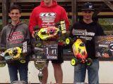 Alex Zanchettin vince la seconda tappa del Campionato italiano 1/8 offroad AMSCI