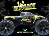 Absima AMT8 monster truck 4WD in scala 1/8