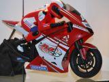 Radiosistemi M5 RACE Anderson - Moto radiocomandata brushless - Video Modellismo Dinamico