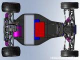 Ansmann Racing X2c - Buggy 2WD Elettrica 1/10