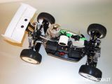 Ansmann Racing X8 Buggy Prototype Video