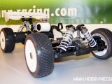 Ansmann X8 GP Buggy - Off road a scoppio in scala 1/8