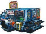 Aoshima: GameCenter Truck - Fiera di Shizuoka 2013