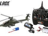 Elicottero radiocomandato Blade Apache AH64 - Video
