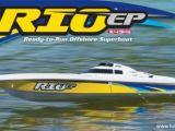 AquaCraft Rio EP 2.4GHz RTR - Motoscafo offshore radiocomandato