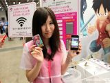 AR carddass: i card game di One Piece e Kamen Rider su iPhone in realtà aumentata - Tokyo Toy Show 2011