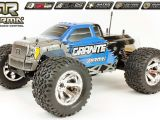 Monster Truck 1/10 ARRMA Granite 2WD RTR 2.4 GHz