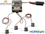 Ricevente a 12 canali Spektrum AR12200 DSMX 2,4GHz