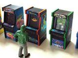 Il modellismo ferroviario incontra i videogiochi: PacMan, Zaxxon...
