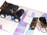 Kit per controllare una Mini4WD con la voce - Elettronica e modellismo al Tokyo MAKE Meeting 04