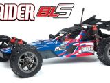 Buggy Arrma Raider 2WD Brushless in scala 1/10