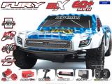 ARRMA Fury BLX 1/10 Short Course Truck 2WD