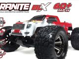 ARRMA Granite BLX Monster Truck e RAIDER XL BLX