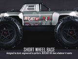 ARRMA Outcast 6S BLX Monster Truck RTR in scala 1/8