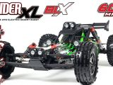 Buggy ARRMA RAIDER XL BLX - Park Bashing