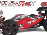 Arrma TYPHON 6S - Buggy Brushless in scala 1/8