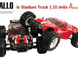 X-ALLO 1/10 Stadium Truck 4WD RTR Brushless 2,4 GHz