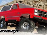 Vaterra Ascender Chevrolet K5 Blazer - Ready To Run