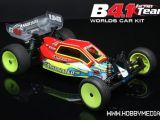 Associated RC10 B4.1 Worlds Car Kit Factory Team